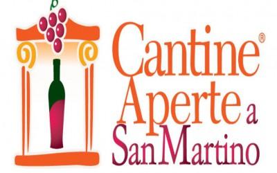 Cantine Aperte a San Martino Domenica 13 novembre 2016